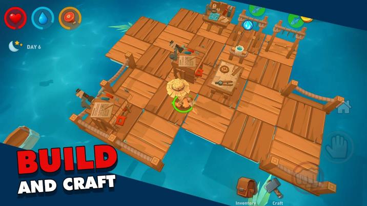 Epic Raft MOD APK