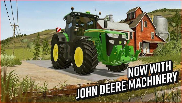 Farming-Simulator-20-gameplay
