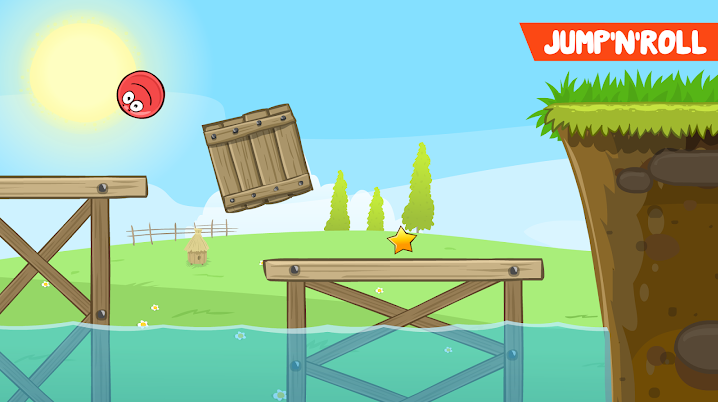 Red Ball 4 free for android
