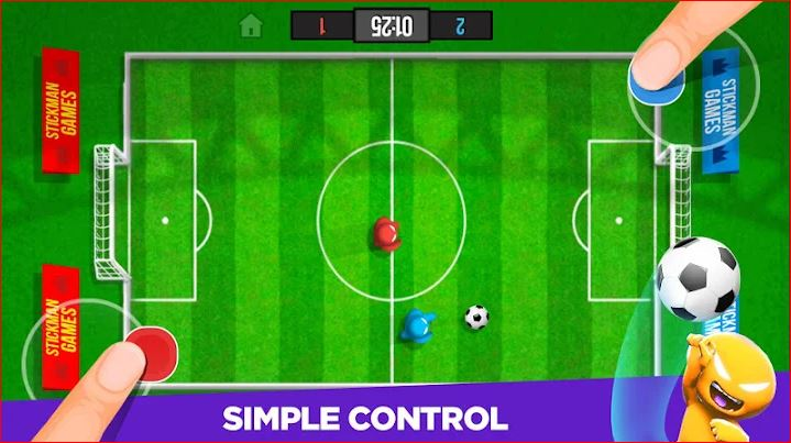 Stickman-Party-play-control