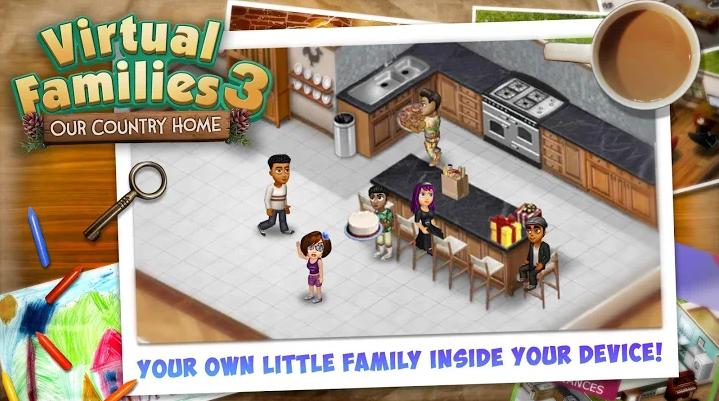 Virtual-Families-3-gameplay