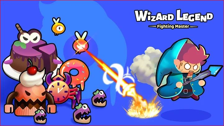Wizard Legend: Fighting Master (Early Access)