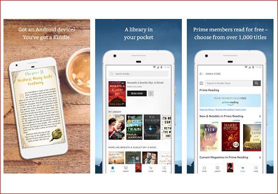 Amazon Kindle MOD APK